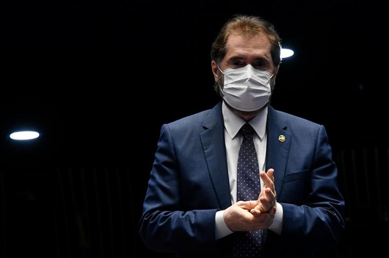 Senador Plinio Valério quer os cidadãos participando cada vez mais das decisões do Senado - Edilson Rodrigues/Agência Senado