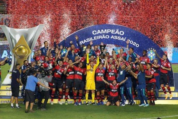 Já virou rotina ver o Flamengo campeão.
