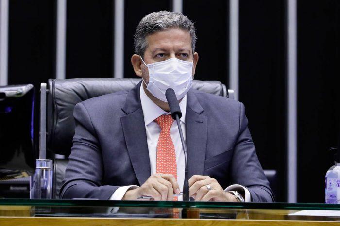 O presidente da Câmara, Arthur Lira (PP-AL) - (Foto: Najara Araujo/Câmara dos Deputados - 26.02.2021)