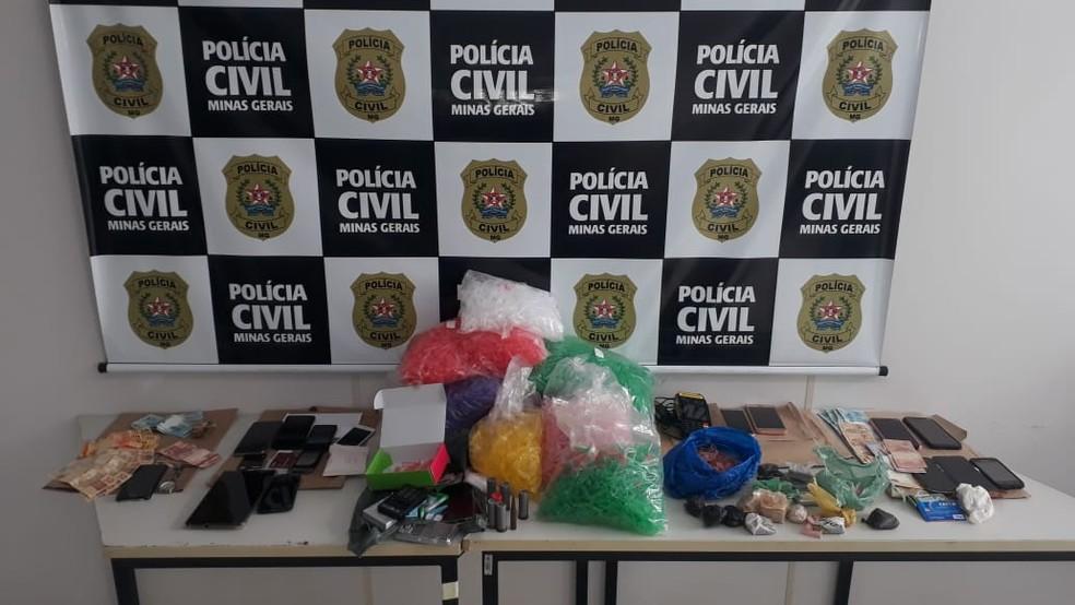 Foto: Polícia Civil/Divulgação