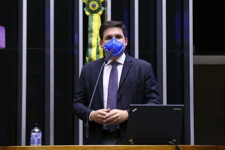 Deputado Hugo Motta pediu urgência na análise do projeto - (Foto: Cleia Viana/Câmara dos Deputados)
