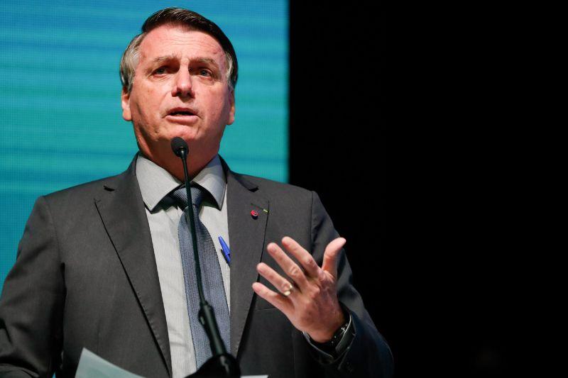 Bolsonaro disse que reajuste do gás natural é