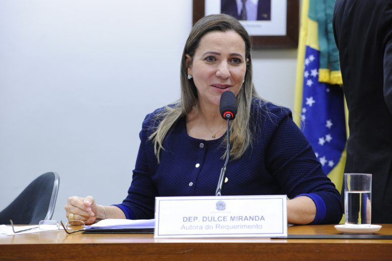 A comissão aprovou o texto apresentado pela deputada Dulce Miranda - (Foto: Cleia Viana/Câmara dos Deputados)