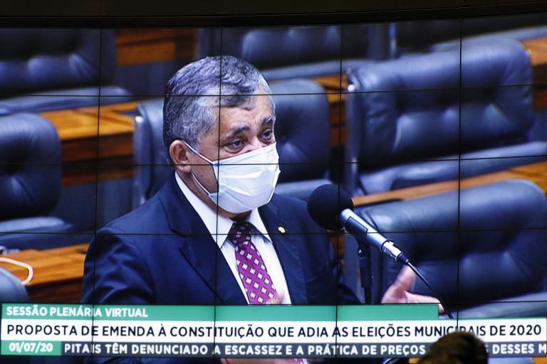 Guimarães: participação da sociedade civil é necessária no desenho das políticas públicas - (Foto: Maryanna Oliveira/Câmara dos Deputados)