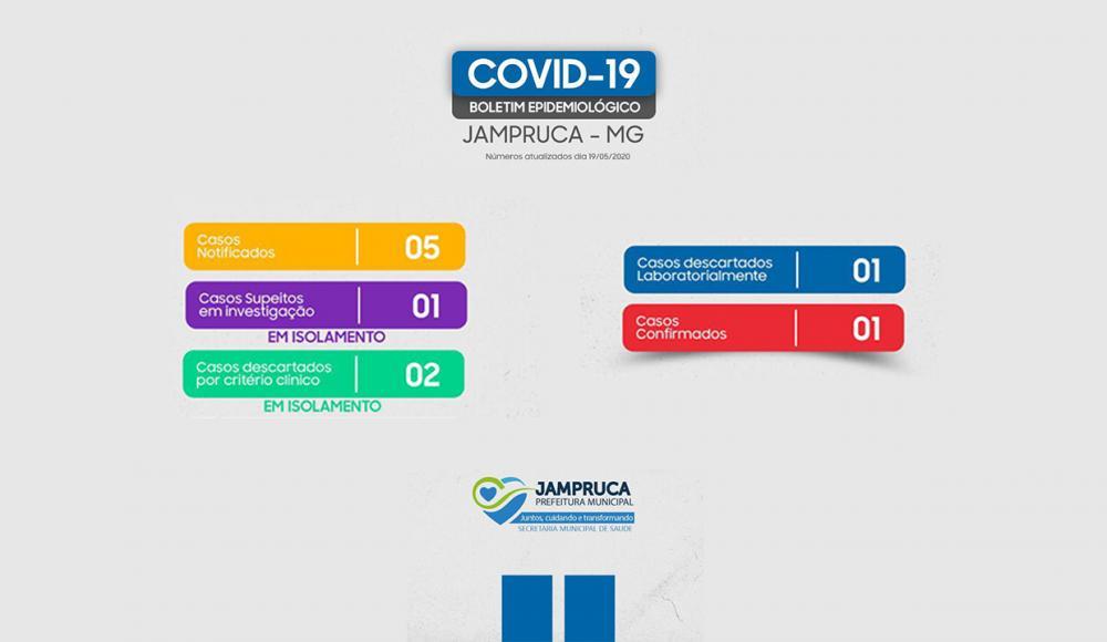 Divulgação Prefeitura de Jampruca