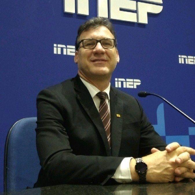Camilo Mussi, diretor de tecnologia do Inep, foi exonerado nesta sexta-feira (9) - (Foto: Linkedin)