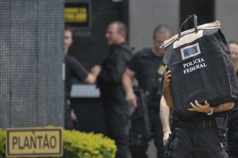 Trabalho da Polícia Federal na Operação Lava Jato em 2016 - (Foto: EBC - Agência Brasil)