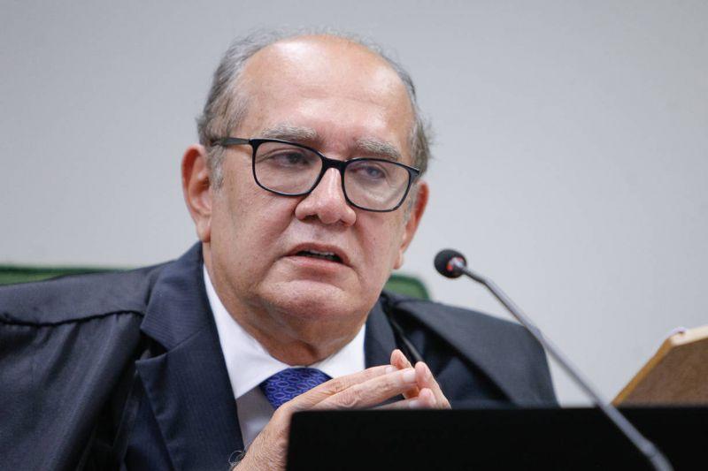 O ministro Gilmar Mendes, durante sessão da 2ª turma realizada por videoconferência - (Foto: Fellipe Sampaio /SCO/STF - 02.03.2021)