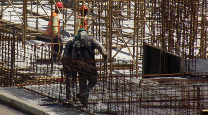 Grupo do aço puxa alta dos preços dos materiais na construção civil - (Foto: Helena Pontes/Agência IBGE Notícias)