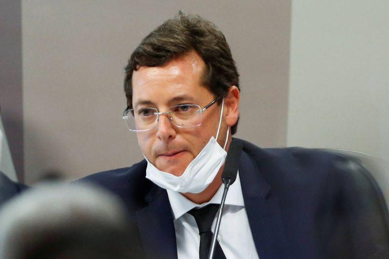 O ex-secretário Fabio Wajngarten - (Foto: Adriano Machado/ REUTERS 12.05.2021)