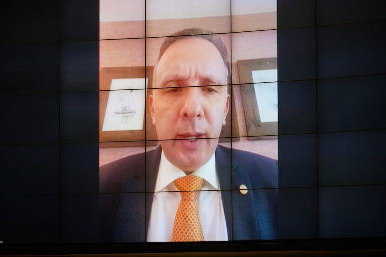 Aguinaldo Ribeiro, relator - (Foto: Pablo Valadares/Câmara dos Deputados)