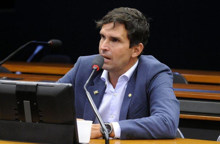 Deputado Luiz Lima, relator do projeto de lei - (Foto: Gustavo Sales/Câmara dos Deputados)