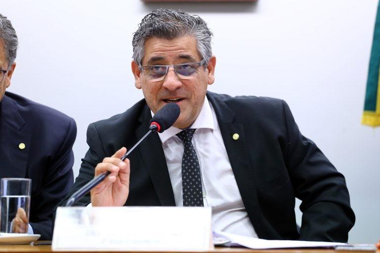 Crispim: projeto reconhece a guarda municipal como autêntico detentor de poder de polícia - (Foto: Vinicius Loures/Câmara dos Deputados)