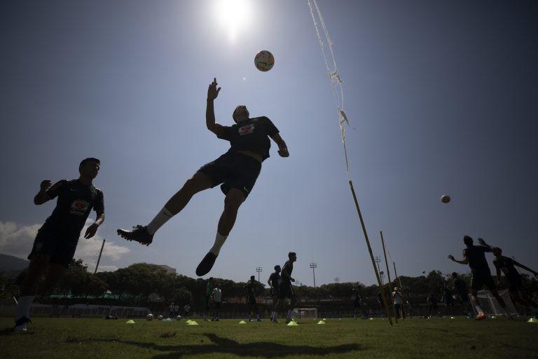 Governo e oposição discordam sobre a realização do torneio no Brasil - (Foto: Lucas Figueiredo/CBF)