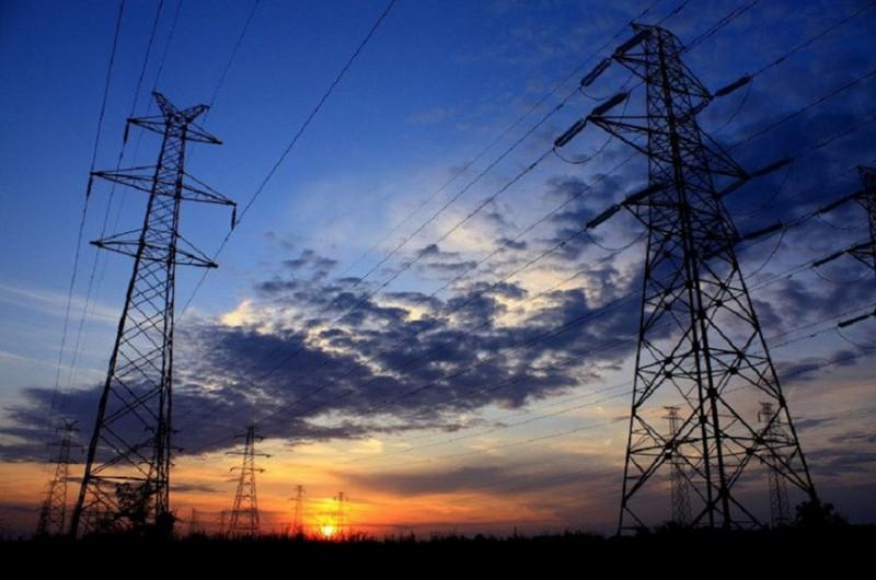 Linha de transmissão da Companhia de Eletricidade do Amapá - CEA