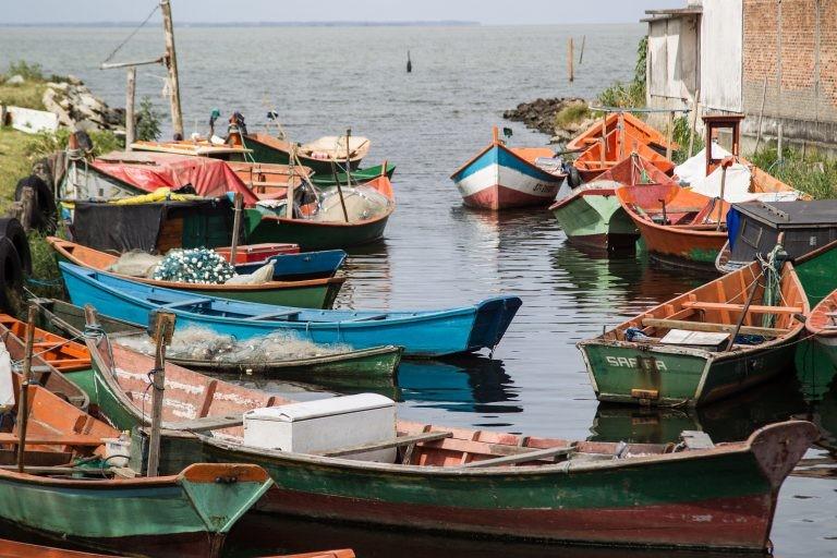 Pesca é proibida durante o período de defeso - (Foto: Gustavo Vara/Prefeitura de Pelotas-RS)
