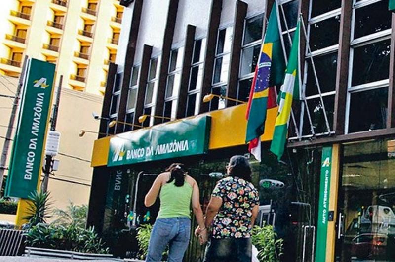 Banco da Amazônia administra o Finam, um dos fundos contemplados pela nova lei - Reprodução/Bancários PA