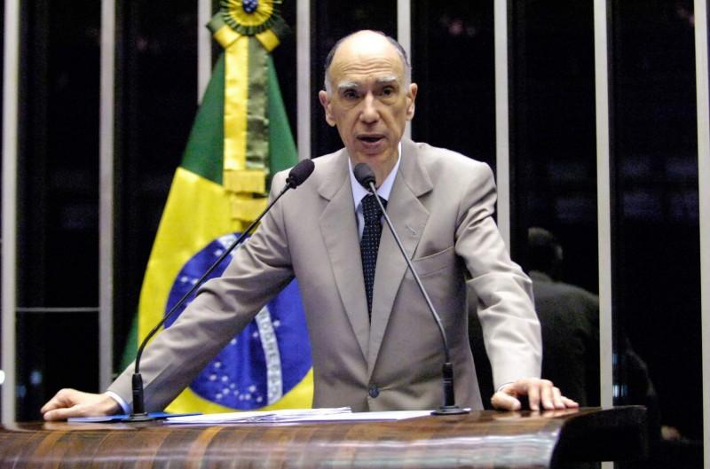 Senadores destacaram capacidade de diálogo e a moderação do político pernambucano - Agência Senado