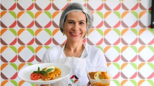 Fernanda Boni, empresária e dona da Boni Dieta Gourmet