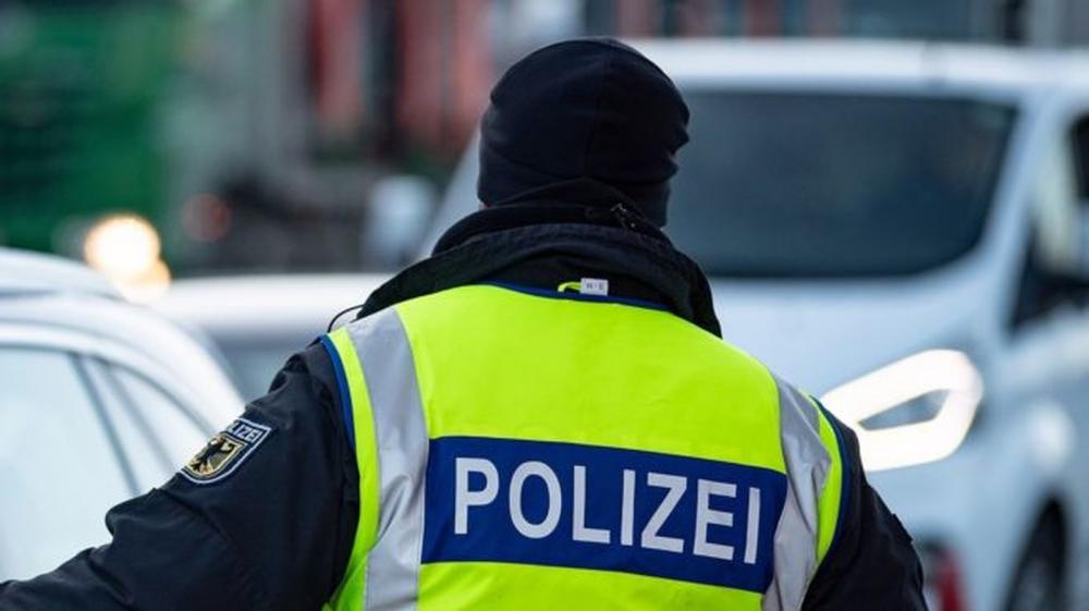 Polícia Alemã — Foto: Foto EPA via BBC