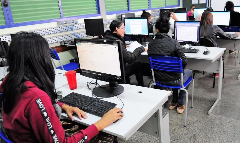 Volta as aula vem com novas ferramentas usadas pelos professores foto: imagem divulgação agencia brasil