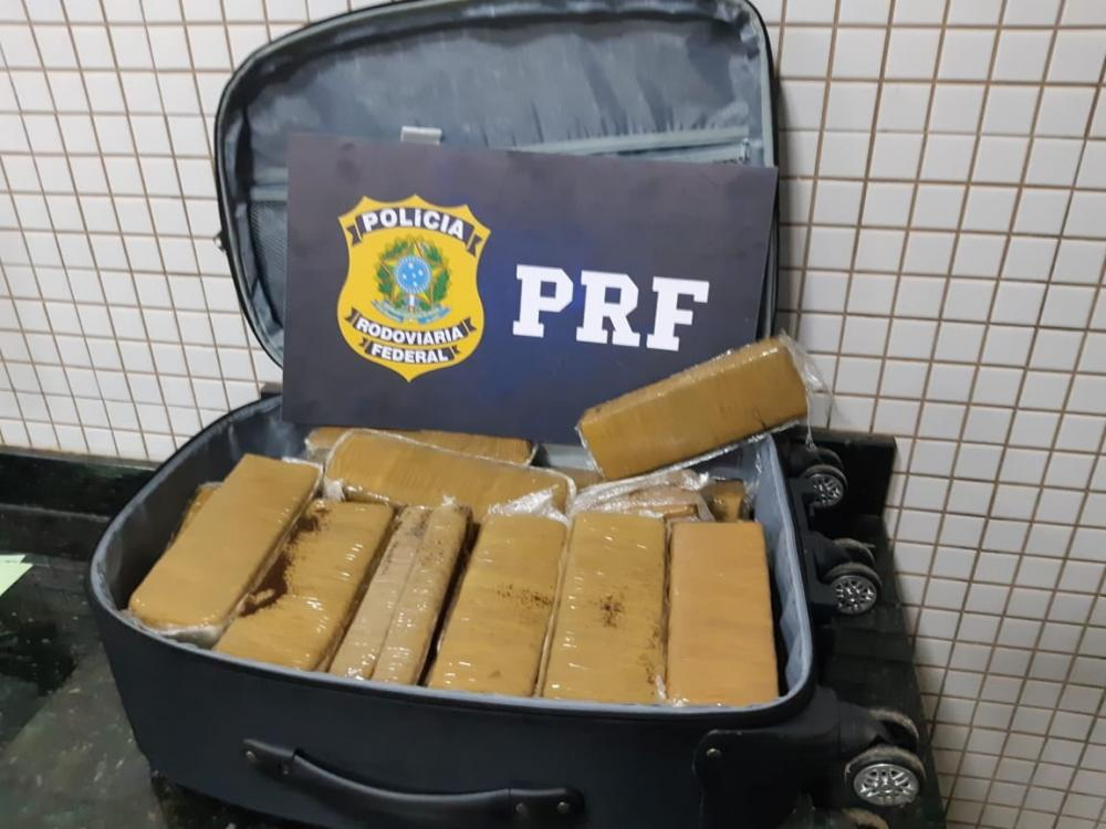 Foto: Polícia Rodoviária Federal/ Divulgação